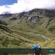 Video on our 5 passes tramp, Mount Aspiring National Park, New Zealand.