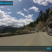 The Wyoming and Montana section of our big American road-trip.