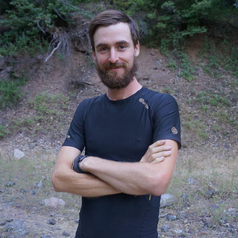 Heel wat afgevallen na 40 dagen marathons op de PCT