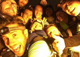 Karel Sabbe en 15 collega ultralopers voor de 2e keer de 100 Miles for Life